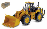 Coche Medio Industrial diecast Master Cat 980G Wheel Loader 1:50 miniaturas