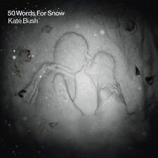 KATE BUSH - 50 WORDS FOR SNOW - CD SIGILLATO DIGIPACK 2011