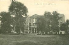Elizabeth NJ x  Battin High School