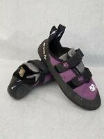 Evolv TRAX Rock Climbing Shoes Women's Size 9.5 Purple