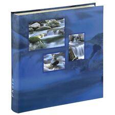 Album Foto Hama Jumbo 30 x 30 cm, per 400 foto formato 10 x 15 cm, Colore Blu