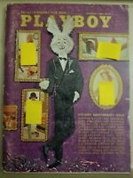 Playboy January 1968 * Free Shipping USA * Very Good Condition