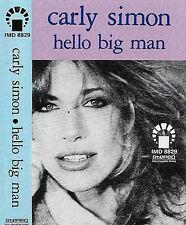 CARLY SIMON HELLO BIG MAN IMPORT SAUDI IMD CASSETTE ALBUM