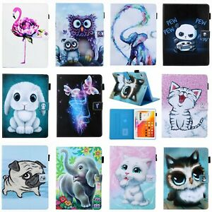 Cute Animal Case for Apple iPad 5th 6th Generation 9.7 Air 1 Air 2 Protect Cover