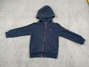 Tommy Hilfiger Boys Navy Blue Jacket size 4T