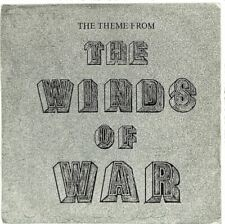 """Mike Morton Orchestra - Theme FromThe Winds Of War - 7"""" Record Single"""