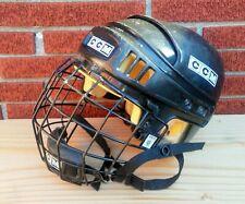 Ccm 592 Hockey Helmet Size Medium With 480S Face Protector