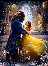 """Jigsaw Puzzles 500 Pieces """"The beauty and the beast"""" / Disney"""