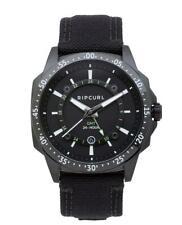 Rip Curl MAYHEM GMT DUAL TIME WATCH Mens Waterproof Watch - A3099 Midnight #SALE