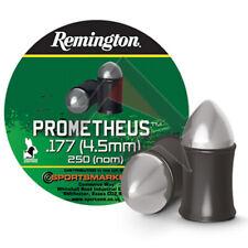 Remington Prometheus Pellets H&N Lead Free Airgun Full Tin 250 (4.5mm) .177 Cal