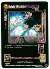 TRIPLE WHAMMY [Near Mint] OP16 Baby Promo Dragon Ball Z Ccg Tcg Dbgt Score