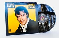 Elvis Presley: Let's Be Friends (1977, Pickwick, CAS-2408, Reissue) ~ Vinyl LP