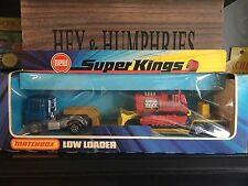 matchbox super kings K-23B-1.Version mint 1.OVP excellent from 1974