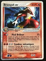 Carte Pokemon BRASEGALI 89/95 EX Team Aqua VS Team Magma FR