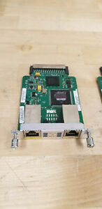 Cisco HWIC-2FE  2-Port Fast Ethernet Card Unit #2