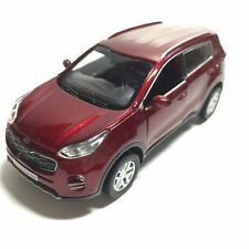 KIA Sportage Die-casting Mini car (Red) / 1 : 38 Scale Pull Back