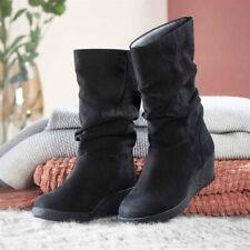 Wynda Comfort Mid-Calf Ladies Boots BNIP