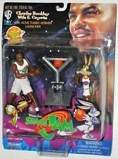 Looney Tunes Space Jam Charles Barkley & Wile E.Coyote Parassiti Lanciatore Moc