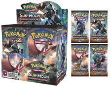POKEMON TCG Sun & Moon Burning Shadows Booster Box - FACTORY SEALED