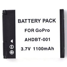 Replacement Aftermarket Battery HD Helmet HERO Li-ion Rechargable for GoPro 2