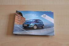 103102) Mazda 2 Pressemappe 2010