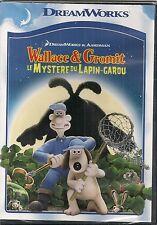"""DVD """"WALLACE ET GROMIT LE MYSTERE DU LAPIN-GAROU"""" - neuf sous blister"""