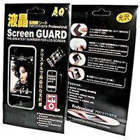 Handy Displayschutzfolie + Microfasertuch für Samsung Galaxy S3 MINI i8190 i8195