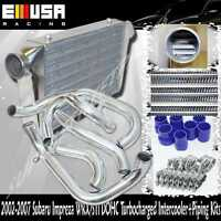 For 1995-98 Nissan 240SX S14 SR20DET Front Bottom Mount Piping Kits Intercooler