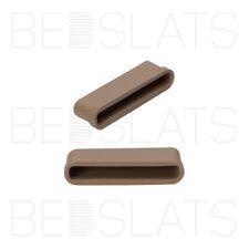 Slot Insert/ Push-In Sprung Bed Slat Holders for 63mm x 8mm Sprung Slats 10 pack