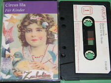 CIRCUS violet pour enfants/RDA MC 1987 Amiga 045329