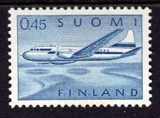 Finland - 1963 Definitive airplane - Mi. 563 MNH