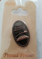 SPACE MOUNTAIN PRESSED PENNIES PIN - New Imagineering - WDI DLR MOG - LE250