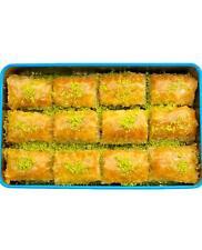 Premium Handmade Fresh Végétarien turc baklavas Pistache Fête Cadeau