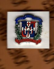Dominican Republic Dom-Rep Army Officer dress badge 1 inch