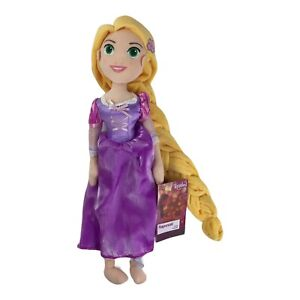 "NEW Disney Princess Rapunzel Soft Plush Doll Toy 17""  NWT Tangled"