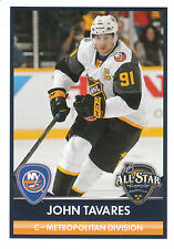 16/17 PANINI NHL STICKER ALL-STAR #468 JOHN TAVARES ISLANDERS *24658