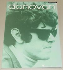 The Songs Of Donovan Piano Vocal Guitar Songbook Klavier Notenbuch NEU