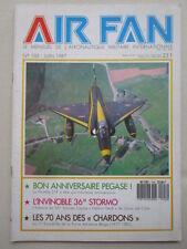 AIR FAN 103 FLOTILLE 31F 36° STORMO CACCIA CRUSADER FJ-1 FURY CHARDONS FAB BELGE