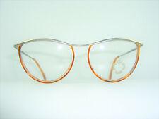 Look, luxury eyeglasses, oval, Platinum plated, Titanium, frames, NOS, vintage