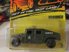 Matchbox Hummer #3 Green