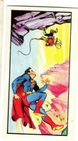 SWEET CIGARETTE SUPERMAN PRIMROSE CONFECTIONERY 1967 NUMBER 24