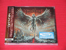 2017 IMMOLATION Atonement with Bonus Tracks (Total 12tracks)  JAPAN CD