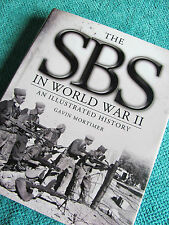 THE SBS IN WORLD WAR II English Special Boat Squadron Med Special Ops HC Book