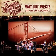 The Marshall Tucker Band - Way Out West! Live From San Francisco 1973 (NEW CD)