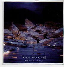 (FF615) Kan Wakan, Midnight Moon - 2014 DJ CD