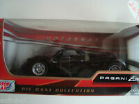 miniature Pagani Zonda c 12  , 1/24, MOTOR MAX  ref 196316 neuve en boite