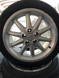 Audi A4 B5 GP Rims & Tyres