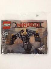 LEGO The Ninjago Movie 30379 Quake Mech Polybag 64pcs New Free Shipping (NT1)