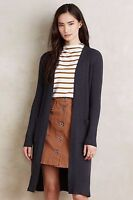 NWT Anthropologie Santa Rosa Duster Cardigan Moth Long Sweater Size XXS Fits XS