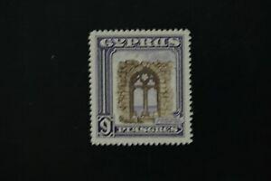 Cyprus #133 1934 9p VF MNH PO fresh no toning (k125)